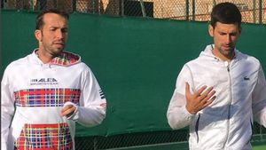 Radek Stepanek - Novak Djokovic