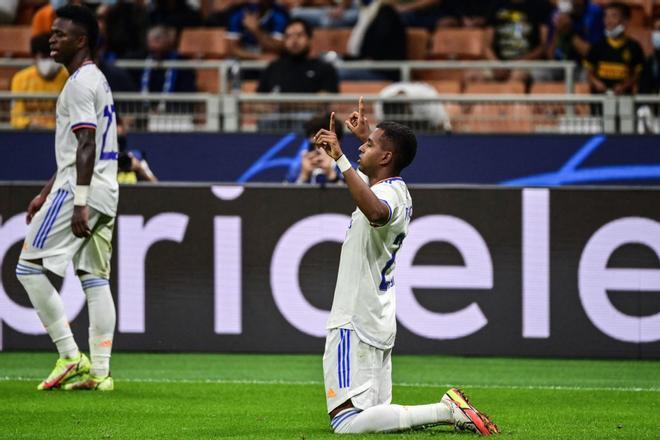 Rodrygo, la gran arma ofensiva de Carlo Ancelotti