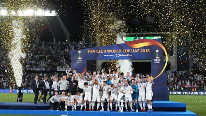 El Real Madrid, campeón del Mundial de Clubes 2018