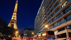 El FC Barcelona se encuentra en París y se aloja en el Pullmann Paris Tour Eiffel para la disputa del partido de Champions League contra el París Saint Germain.