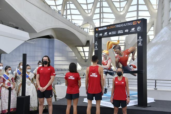 Maratón Valencia y New Balance presentan la camiseta oficial de la prueba