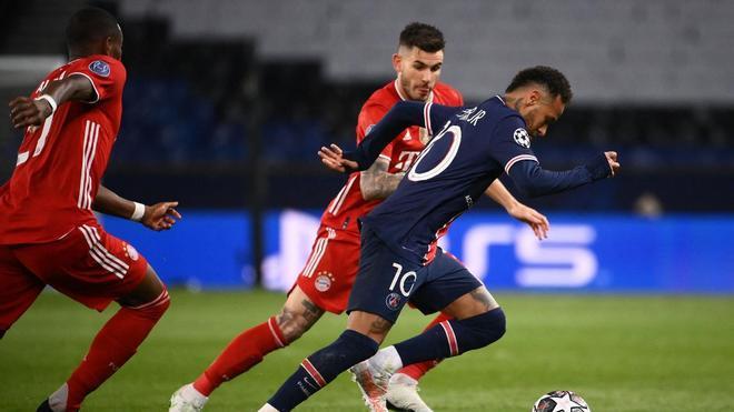 Neymar venga al PSG y echa al Bayern de la Champions