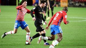 Messi espera poder estar listo para la final del domingo en caso de que el Barça consiga el pase frente a la Real Sociedad
