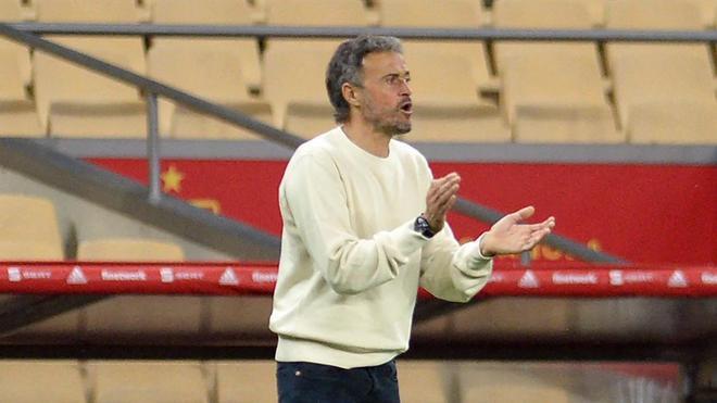 Luis Enrique: Podemos ser campeones si estamos al nivel