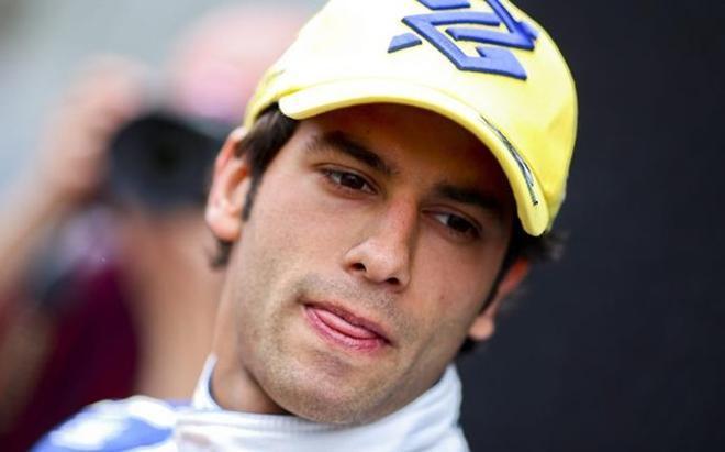 El brasileño Nasr, de Sauber