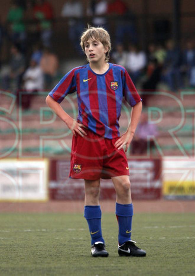 2.Gerard Deulofeu 2005-06