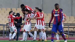 El Athletic anhela regresar a La Cartuja de Sevilla para levantar otro título