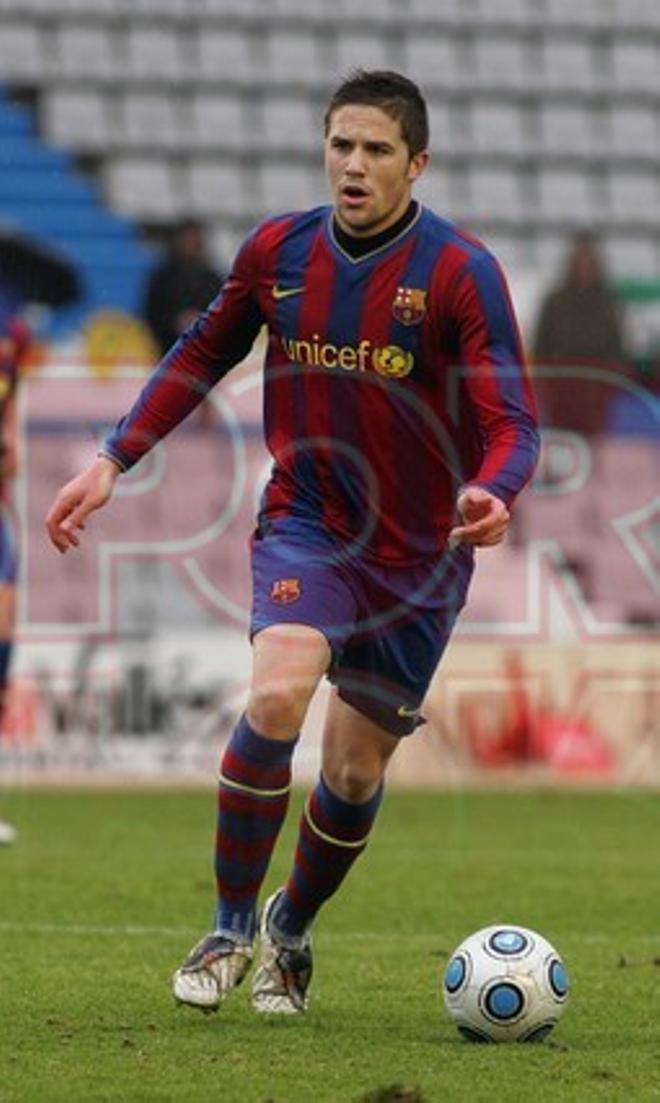 5. Andreu Fontàs 2009-10