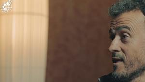 Luis Enrique repasa el 2020 de la Roja y marca los objetivos de 2021