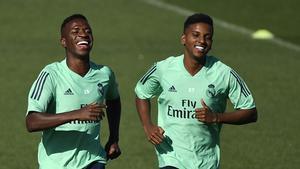El Real Madrid invirtió 90 millones en fichar a Vinicius y Rodrygo