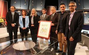 Cartel de lujo para la Volta a Catalunya