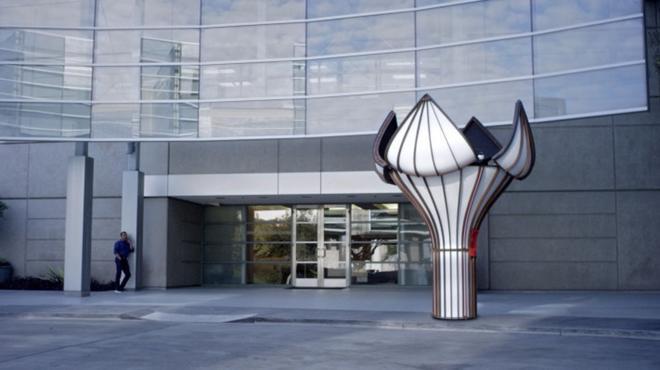 Así es la futurística estación de drones de Matternet