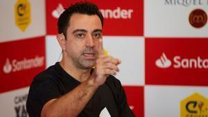 Xavi: Estoy preparado para el banquillo del Barça