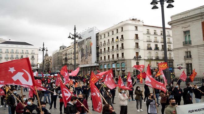 El PCTE convoca una huelga en contra de la subida de la luz
