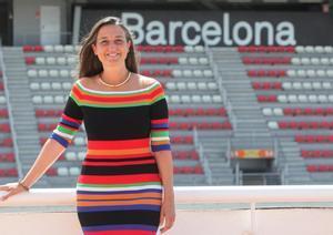 Maria Teixidor, ex presidenta del circuit de Barcelona-Catalunya