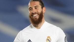 Los cuatro datos de Sergio Ramos en el Real Madrid