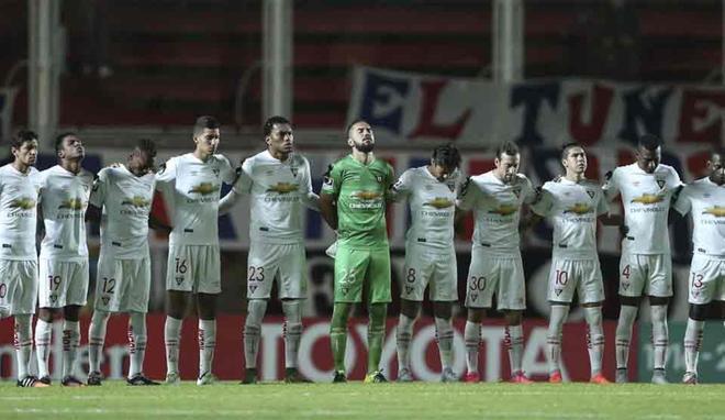 El Liga de Quito vuelve a ganar