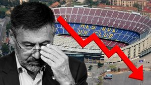 Alarma en el Barça: una deuda asfixiante exigirá un plan de choque drástico