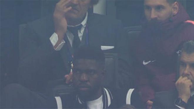 Umtiti, invitado sorpresa en el Inter-Barça