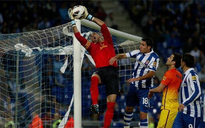El Espanyol desmintió cualquier negociación con Víctor Valdés