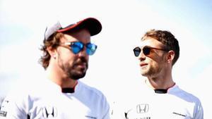 Jenson Button sustituirá a Fernando Alonso