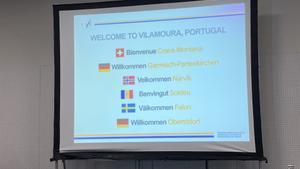 Andorra visita Vilamoura, escenario de la votación de la sede de los Campeonatos del Mundo de esquí alpino de 2027