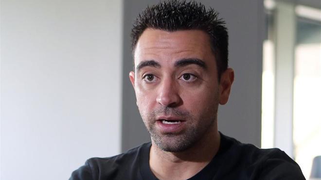 Xavi Hernández irá este sábado con la Juventus en la final de Champions