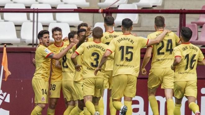 El Girona se enfrentará al Sporting de Gijón en un importantísimo duelo para determinar los participantes de la liguilla