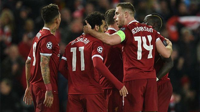 LACHAMPIONS   Liverpool - Roma (5-2)