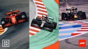 La F1 llega a DAZN