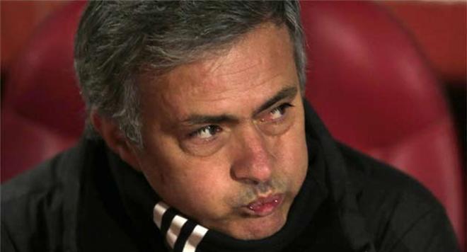 Mourinho buscó excusas tras la derrota