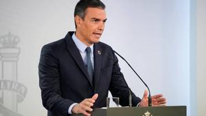 Sánchez anuncia que el 26 de junio se eliminará la obligatoriedad de mascarillas en exteriores