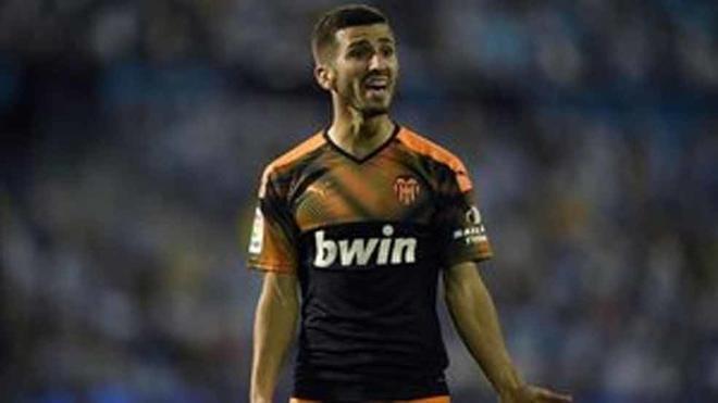 Gayá, defensa del Valencia