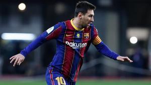 El Barça recurrirá los dos partidos de sanción a Leo Messi