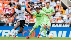 El Valencia empata in extremis ante el Athletic: el resumen del partido