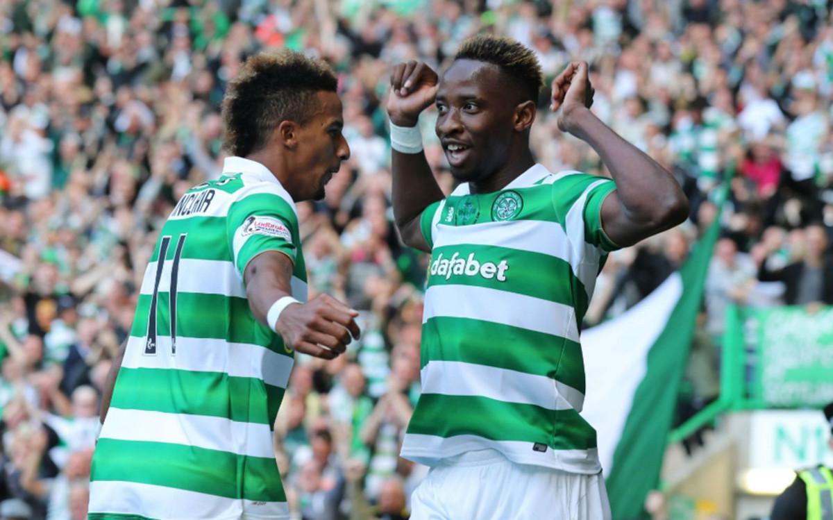 Sinclair y Dembélé son los dos hombres con más peligro del Celtic