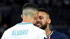 La hiriente respuesta de Álvaro González al ataque de Neymar