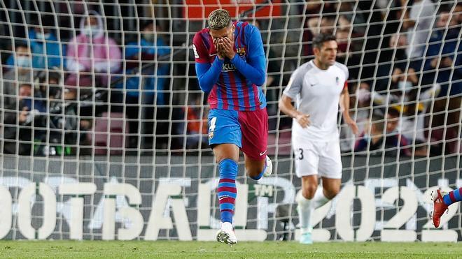 El resumen del empate del FC Barcelona ante el Granada