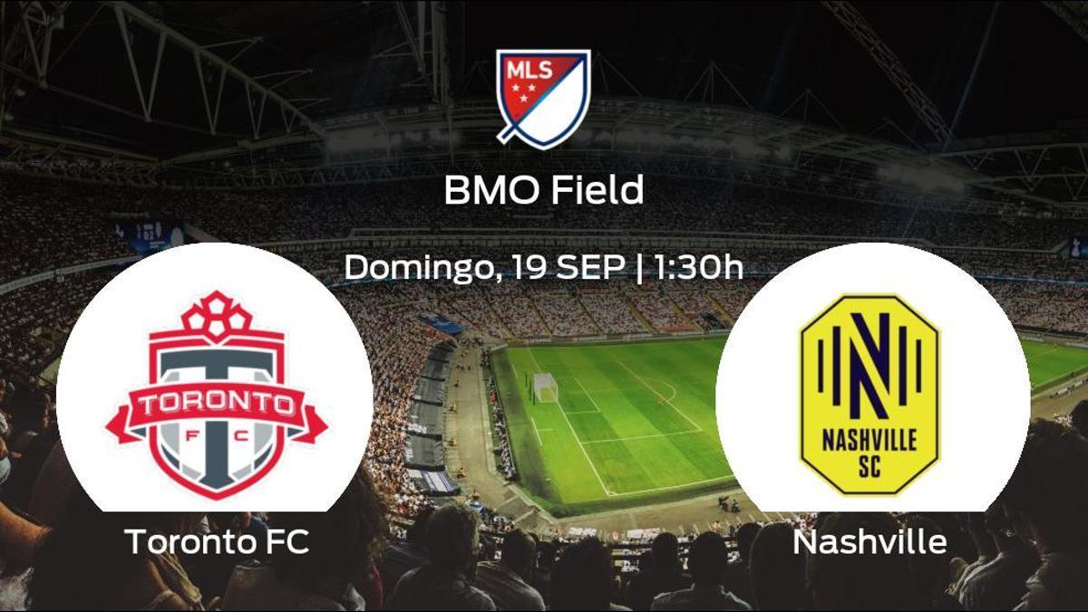 Previa del encuentro: Toronto FC - Nashville SC