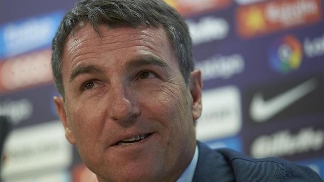 Robert Fernández no está perdiendo detalle del Real Madrid - Tottenham