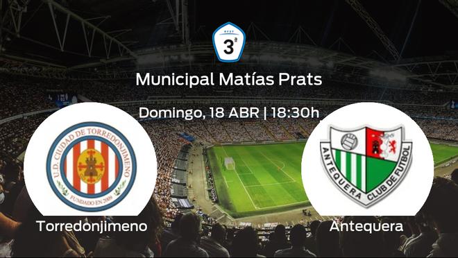 Jornada 3 de la Segunda Fase de Tercera División: previa del duelo Torredonjimeno - Antequera