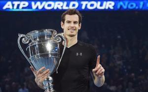 Andy Murray sabe que no será fácil pero va a luchar por mantener el número uno