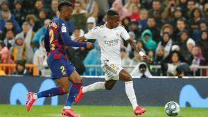 El Real Madrid se plantea traspasar a Vinicius Jr.