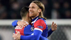 LACHAMPIONS | Basilea - Manchester United (1-0)