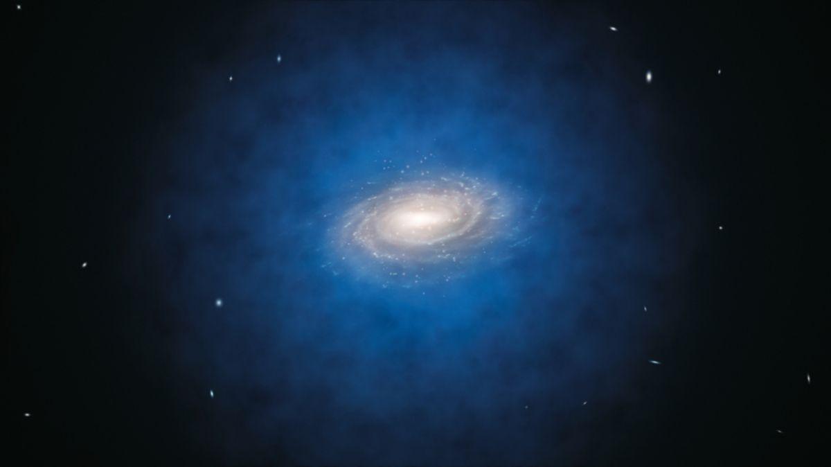 Desconcierto en la ciencia: el agujero negro más antiguo es increíblemente grande