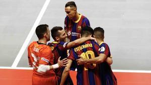 El Barça confía en la victoria ante el ACCS