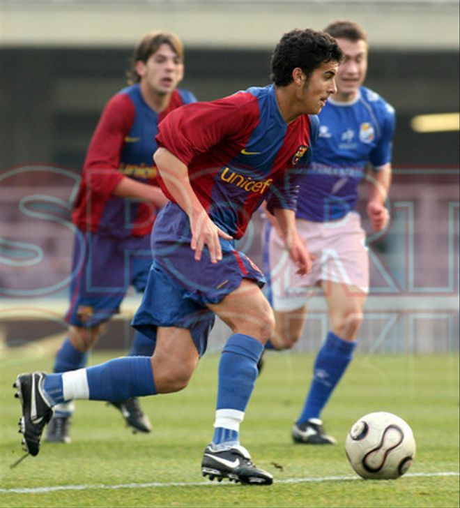 10.Pedro Rodríguez 2006 - 07