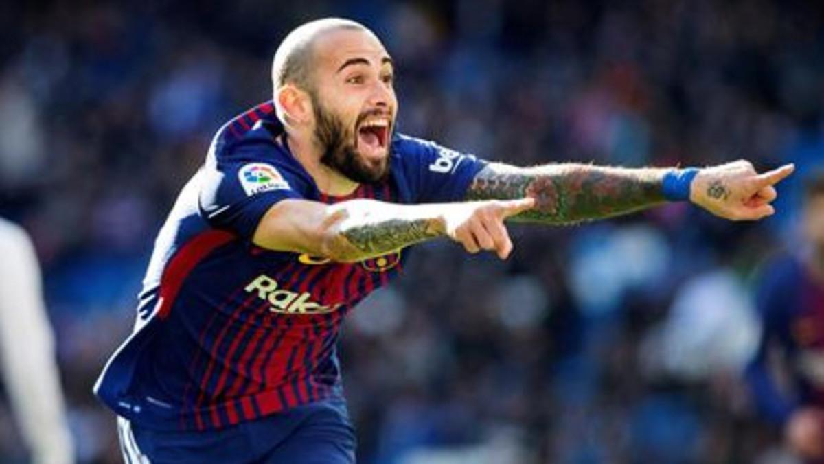 Aleix Vidal, nuevo jugador del Sevilla FC