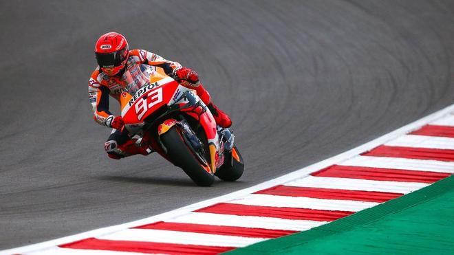 Marc Márquez declas MotoGP