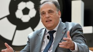 Javier Tebas se resiste a suspender LaLiga por el coronavirus